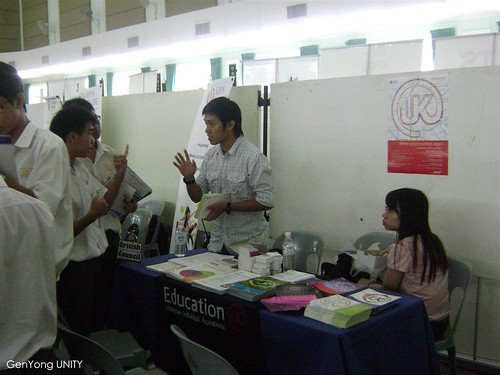 Education Fair 2010 by GenYong.