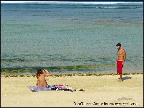 Camwhores @ Nusa Dua Beach