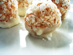 coconut truffles - 40