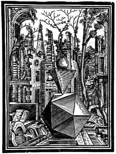 019- Geometria y perspectiva 1567-Lorenz Stoer