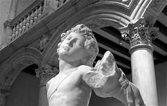 Young Archer (lily_bart) Tags: nyc newyorkcity art statue manhattan gothamist marble michelangelo metropolitanmuseum metropolitanmuseumofart mma europeansculpturedecorativearts