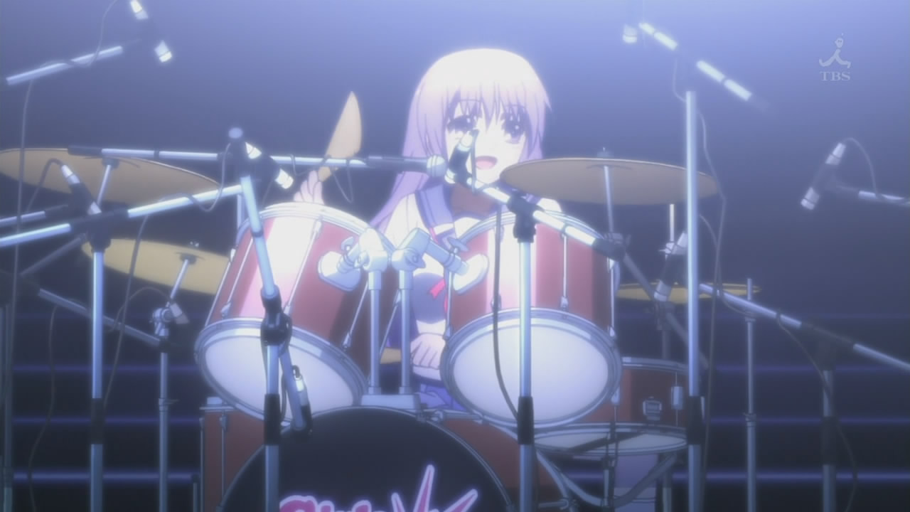 Angel Beats! 01 - 25