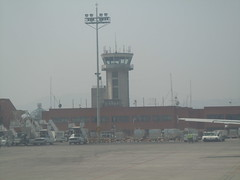 Kathmandu Air Traffic Control Tower (orclimber) Tags: nepal tower traffic control air ktm kathmandu nepalktm tribhuvaninternationalairport