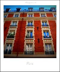 825 Windows (Nebojsa Mladjenovic) Tags: windows light urban paris france architecture digital polaroid outdoors lumix panasonic fz50 svetlost anawesomeshot mladjenovic