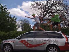 Saicony car
