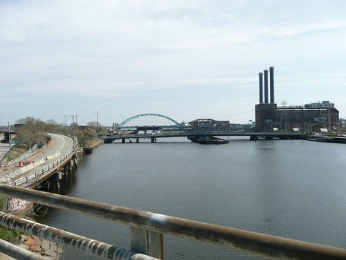 Power station and new I-195
