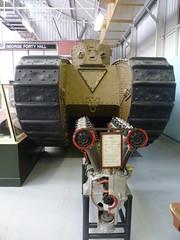 Mark VIII (simononly) Tags: uk england male museum female army spring war tank mark military iraq nazi german soviet dorset ww2 vehicle worldwarone british ww1 greatwar coldwar 2010 bovington allied