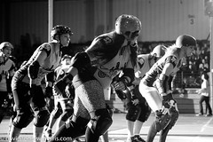 Betty Bonecrusher glitter helmet (Steel City Roller Derby) Tags: derby theshocker bostonmassacre bostonderbydames bonecrusher derbydames flattrackderby steelcityderbydemons shrinersauditorium womensflattrackderbyassociation derbybouts bostonderbydamesmarch2011