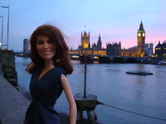 Princess Catherine Engagement Doll at the Houses of Parliament (Princess Catherine Doll) Tags: london toy doll princess kate royal tourist catherine british middleton arklu