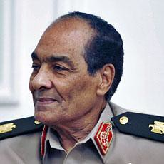Egyptian Gen. Tantawi who heads the Supreme Military Council that staged the coup against the former President Hosni Mubarak. Mubarak is under house arrest and is to be prosecuted. The democratic movement has called for immediate civilian rule. by Pan-African News Wire File Photos