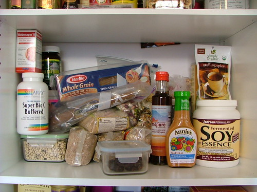 Second Shelf of Pantry