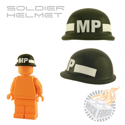 Soldier Helmet - Army Green (MP)