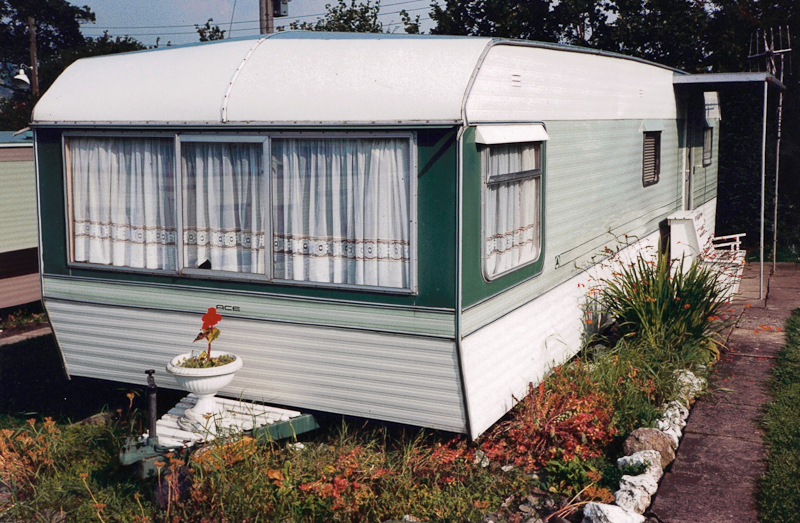 The Whitehouse Caravan