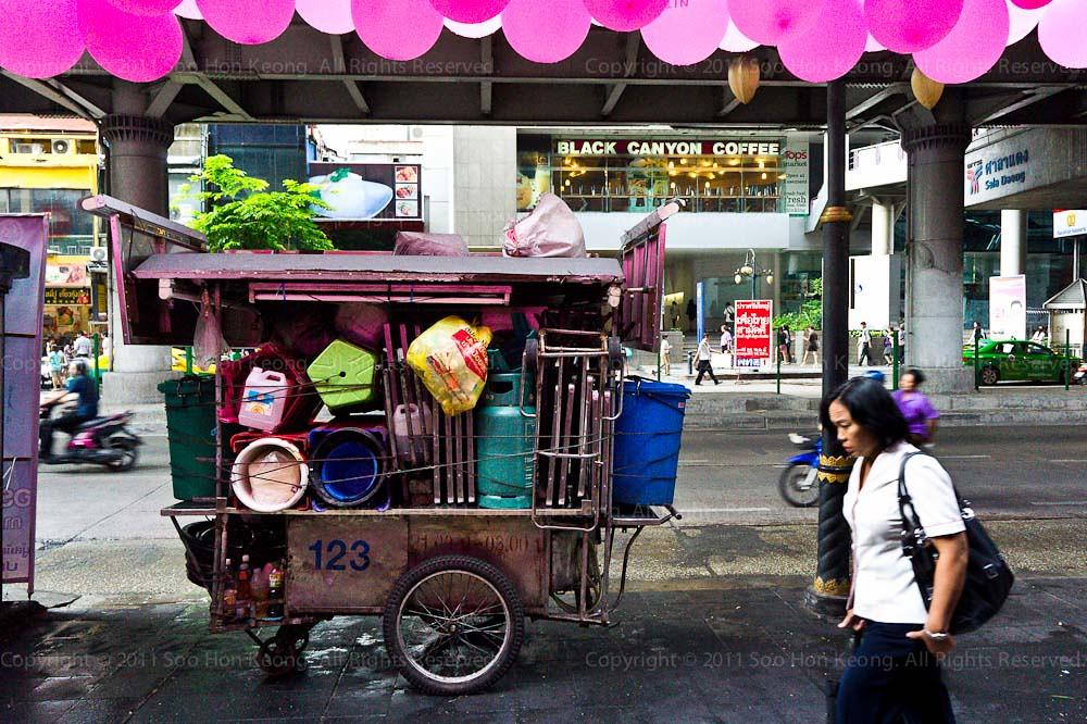 Pack @ Bangkok, Thailand