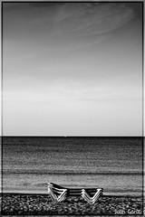 Gandules_can_picafort (Joan Garau) Tags: beach canon eos 50mm d playa ii mm 18 50 mallorca ef 1000 majorca platja hamacas tumbonas hamaques 1000d