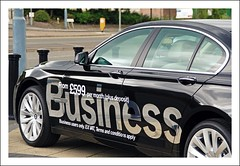 Winners never quit and quitters never win. --- Vince Lombardi // BMW 730d SE // In Birmingham // England // United Kingdom