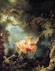 'The Swing' Jean-Honor Fragonard, 1767 (pheli) Tags: art painting 18thcentury rococo 1700s 1767 theswing jeanhonorfragonard