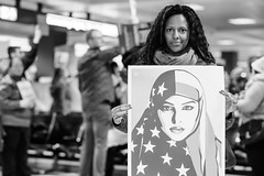 We the People (Geoff Livingston) Tags: trum we thepeople islam muslim ban courts portrait protest