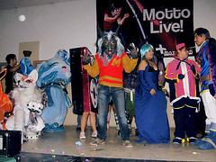 mottocon20 (yayahan.com) Tags: black anime cat mexico dawn yaya con han saltillo angelicstar mottocon