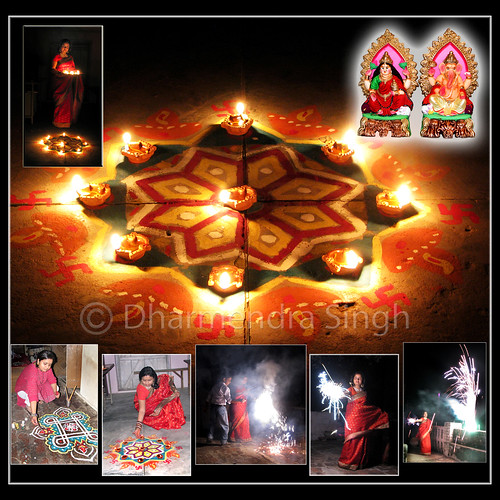 "Deepawali or Diwali ""festival of lights"""