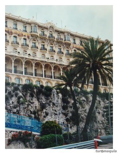 Hotel Hermitage, Mônaco