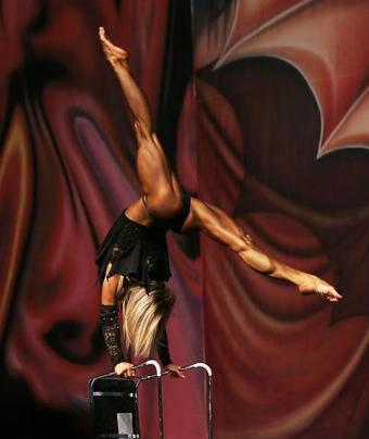 jimnastik hareketleri