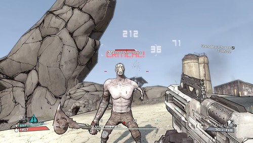 Ten Things I Wish I'd Known About Borderlands - a post on