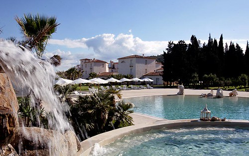 Hotel Tarthesh, Guspini, Sardinia, Swimming Pool