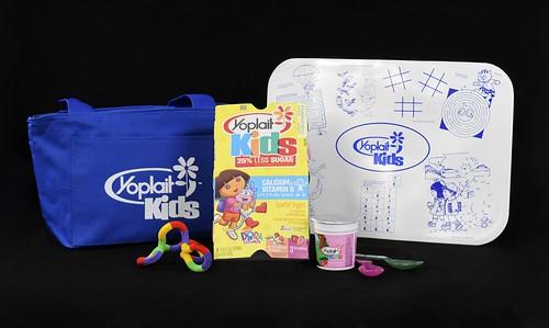 Yoplait Kids Less Sugar Gift Photo
