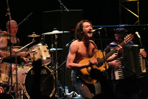 Gogol Bordello no Indie Rock