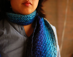 Dipped Infinity Scarf PDF