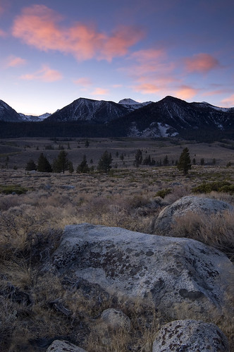Sherwin Mountains, Mammoth Lakes, CA
