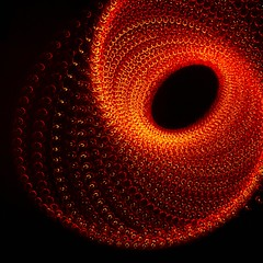Inferno (JacquiJSB) Tags: longexposure red orange jacqui lightpainting abstract patterns led paintingwithlight leds 5d canon5d abstracts spirograph lightdrawing drawingwithlight spirographs canoneos5d physiogram captureone physiograms jacquelinestewartbrown jacquijsb 091122jsb2095