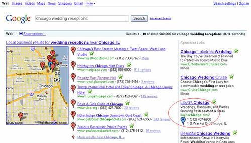 Google Maps & AdWords