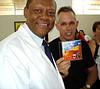 Tulio e Dr. Deusdeth ABBR 19 09 2006 (TULIO FUZATO - THE AMPUTEE DRUMMER) Tags: tulio fuzato