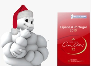 Guia Michelin 2010