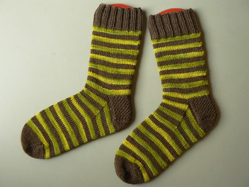 perfect stripy socks