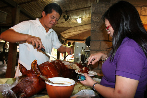 Pampanga - Claude's 5 Ways Lechon