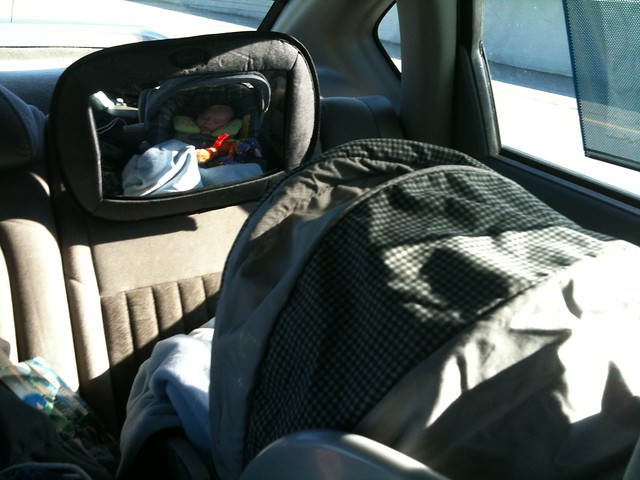 Brandon's First Road Trip