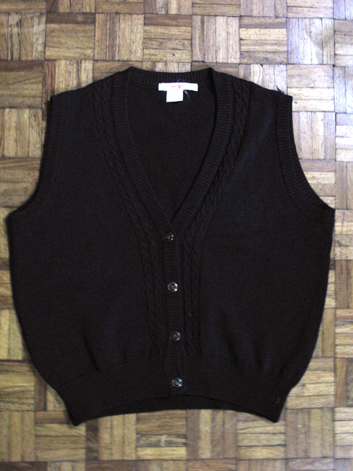 Knit vest 03