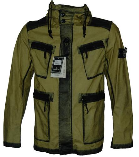 Stone Island Mens 4629 Reverse Colour Jacket