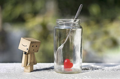 Keep Me in your heart (avenue207) Tags: love heart creative danbo