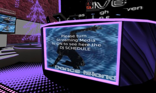dance island in second life