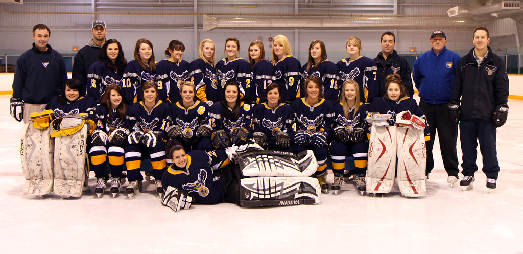 Girls Hockey 2009