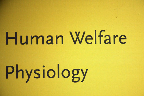 human welfare physiology