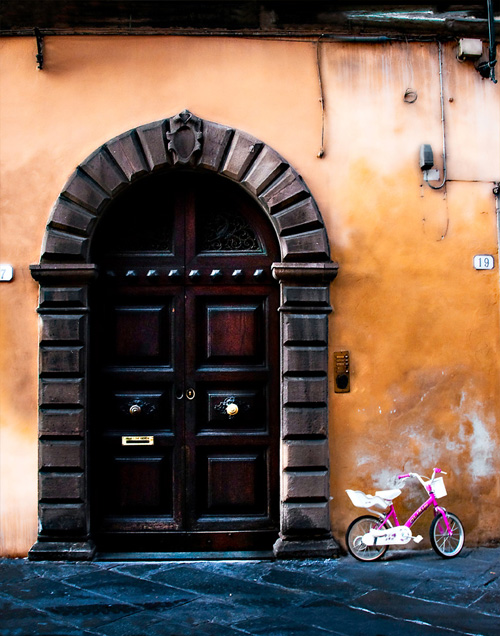 Little Bike, Lucca