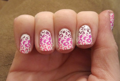 leopardombrenails 004