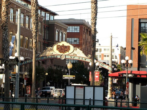 San Diego - Gaslamp district