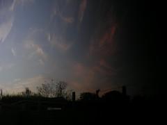 Twilight sliced ( Lee J Haywood) Tags: sunset twilight slices pinkclouds usedbysomeone computationalphotography compphoto