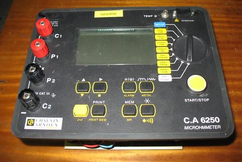 CA6250_06 por Electrónica Pascual.